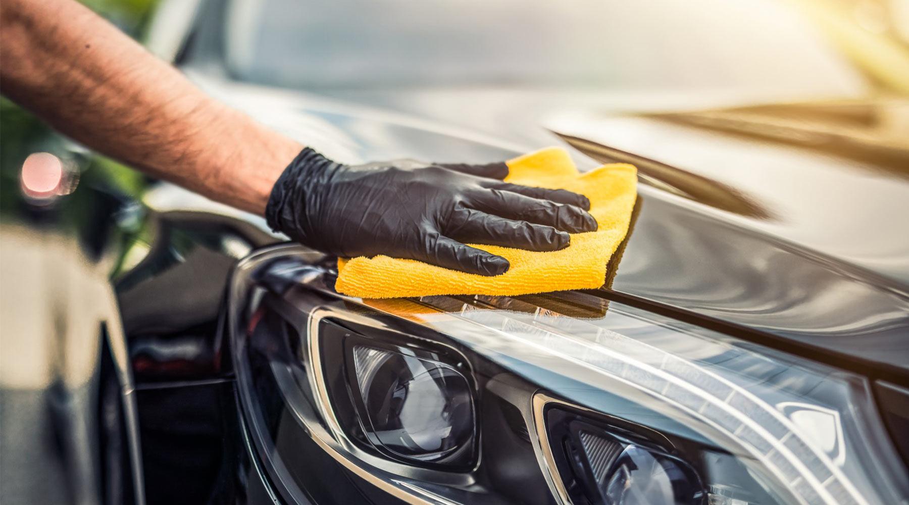 automobile detailing